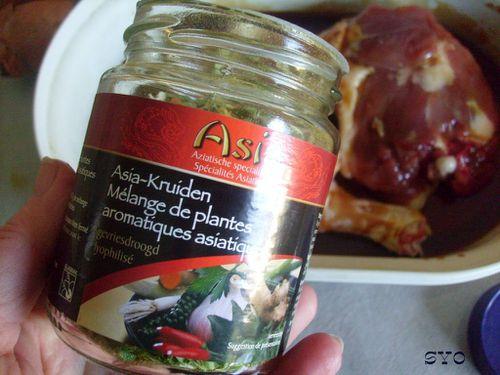 Cuisses de canard confites au miel- soja-Mamigoz (4)