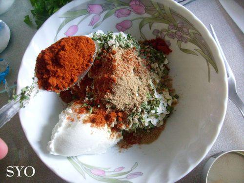 Concombre à la Libanaise de Mamigoz (6)