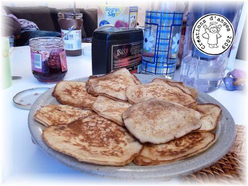 HSE pancake