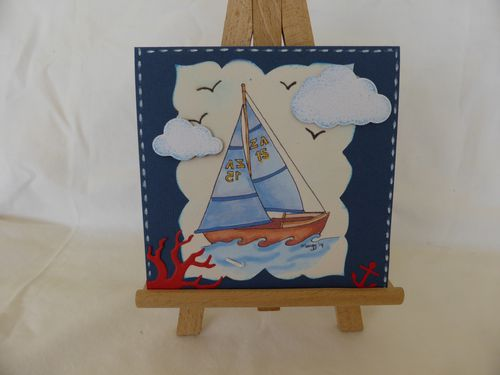 carte marine Colette R