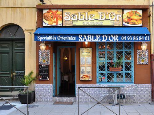 Sable d'Or restaurant