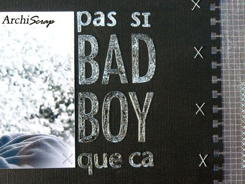 Bad Boy DETAIL 2