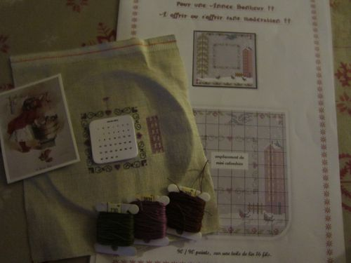 Broderie 1028