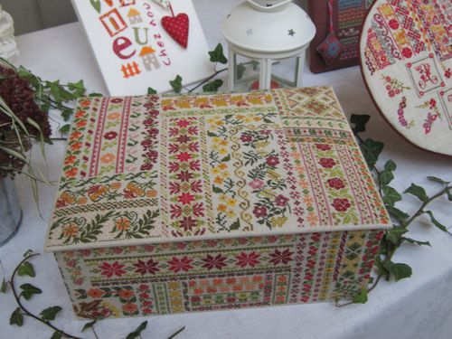 Broderie 1604