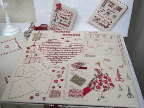 Broderie 1667