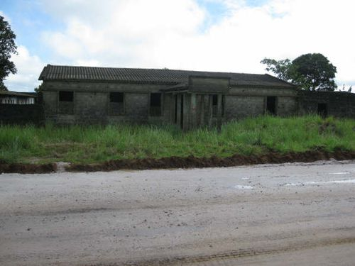 Hotel em construção