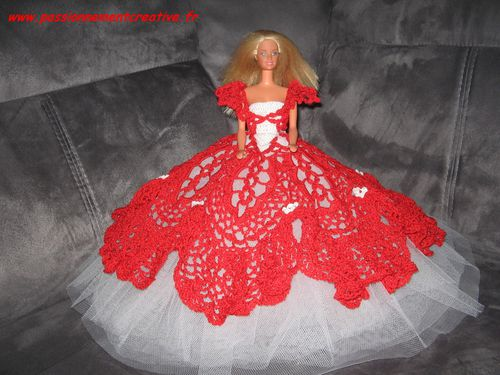 Barbie Princesse Rouge 2014 (1)