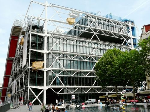 Beaubourg cabanes