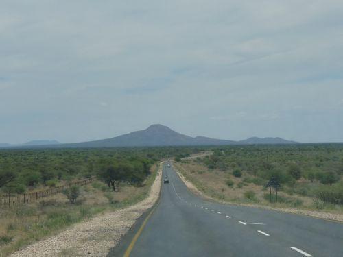 02 route windoek etosha
