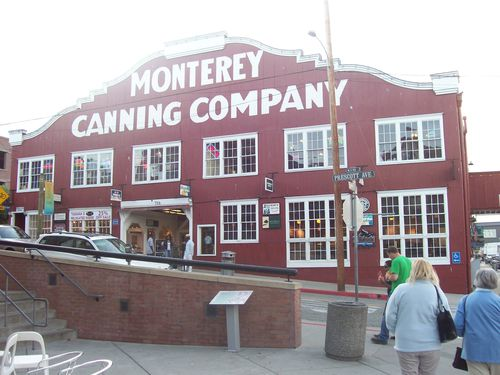Cannery Row Monterey (3)