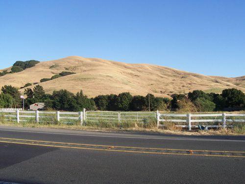 Landscape California
