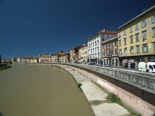 pise rives arno
