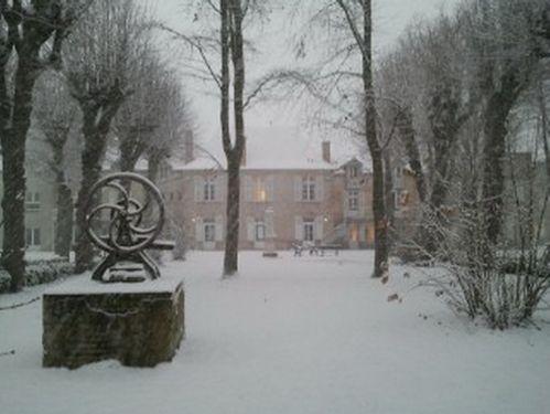 St Paul sous la neige redimensionner