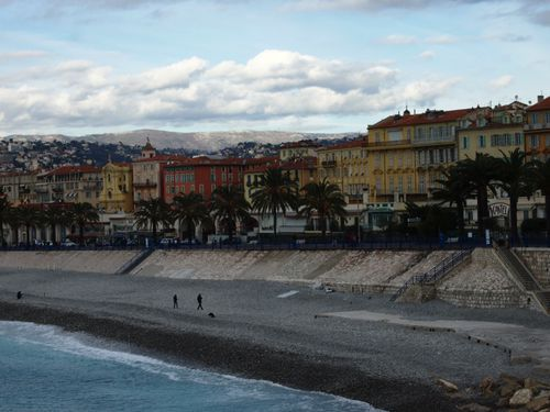 Les galets de Nice