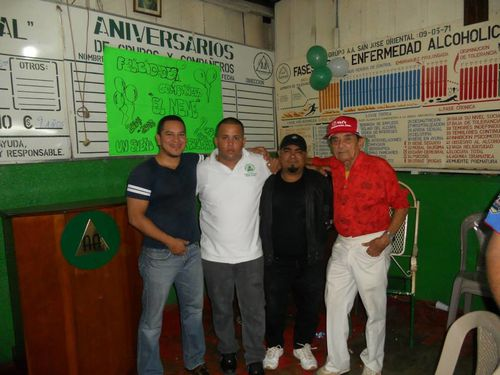 NICARAGUA 31f managua grupo san jose oriental