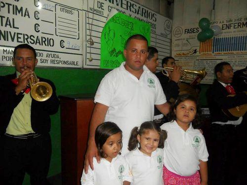 NICARAGUA 31j managua grupo san jose oriental