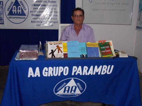 BRESIL 407a parambu CE grupo parambu