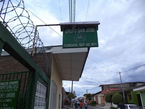 NICARAGUA 83 grupo san jose