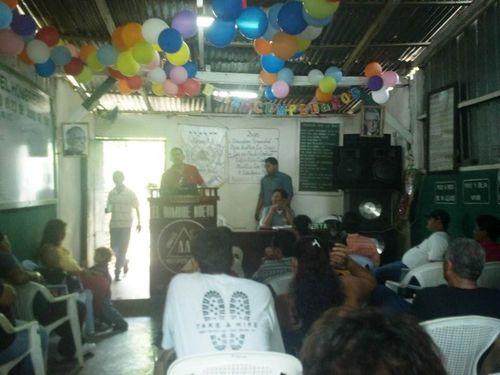 NICARAGUA 145 managua grupo el hombre nuevo