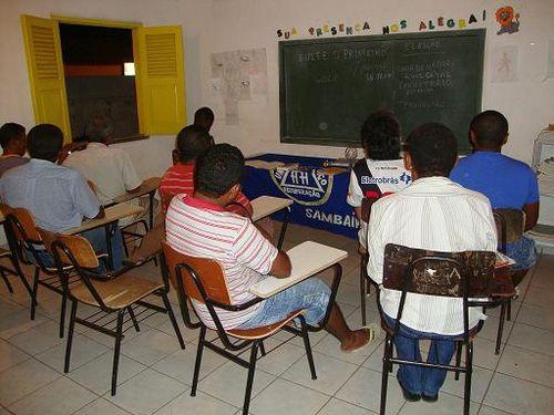 BRESIL 156 sambaíba