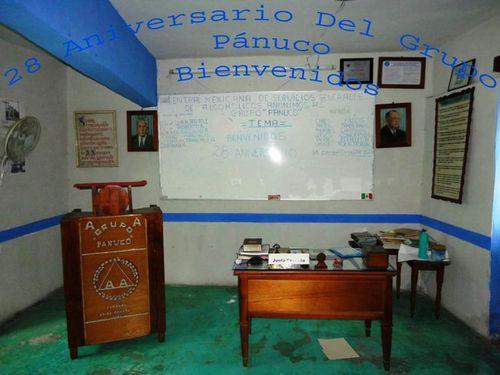 MEXIQUE 580 grupo panuco