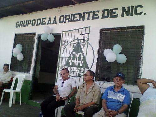 NICARAGUA 32a grupo oriente
