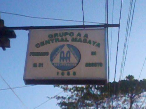 NICARAGUA 72a masaya grupo central masaya
