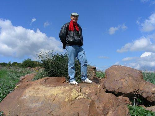 rochers devant le PA2
