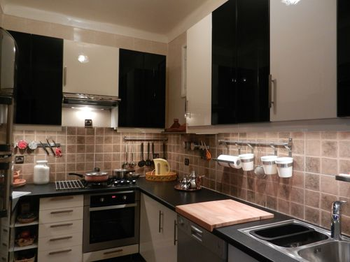 la cuisine c 39 est fait et c 39 est magnifique le blog de. Black Bedroom Furniture Sets. Home Design Ideas