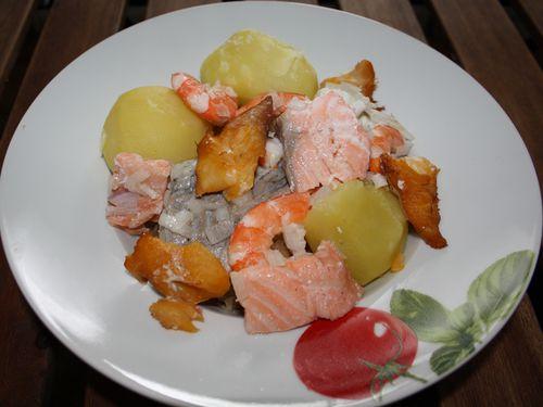 Choucroute de poissons 4