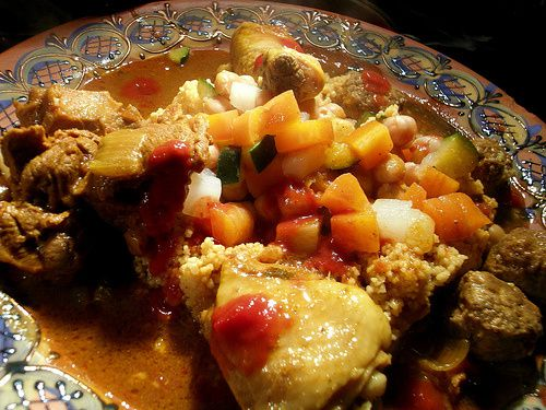 Couscous royal ok