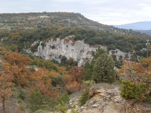 2012-11-18- Rando.Valaurie (Drôme) 016