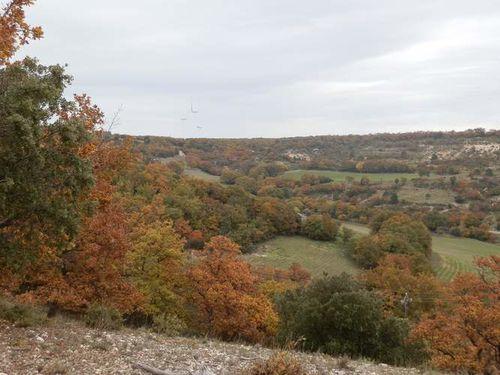 2012-11-18- Rando.Valaurie (Drôme) 017