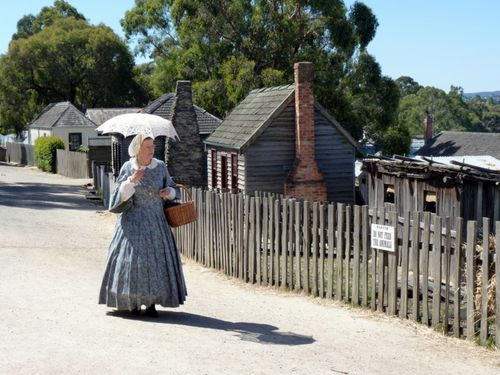 2011-12-30 Ballarat Sovereign Hill (91)