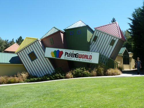 2011-01-08 #2 Wanaka Puzzling World (49)