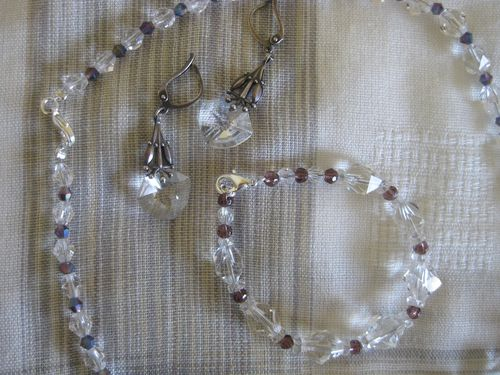 collier perle baccarat