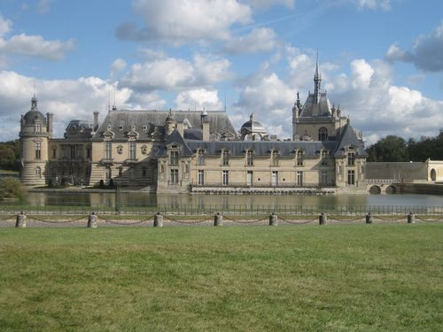 Chantilly chateau4