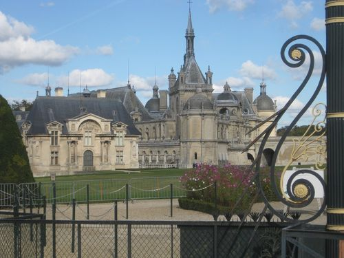 Chantilly chateau7