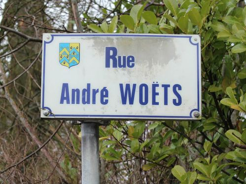 Rue André Woets