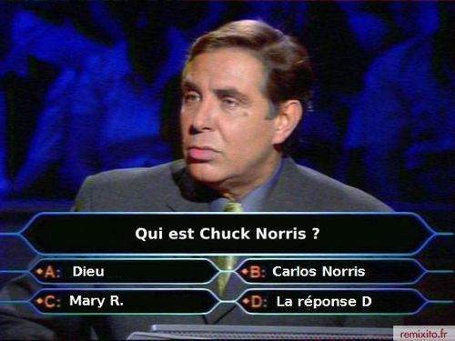 Mary R Chuck Norris