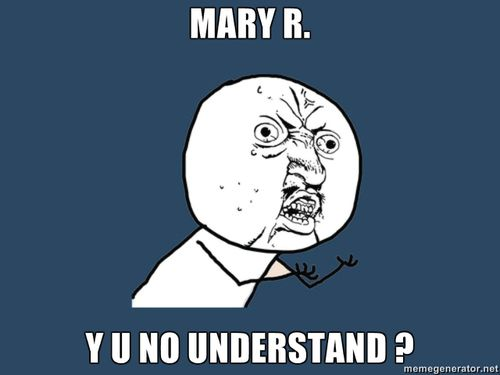 maryryunounderstand