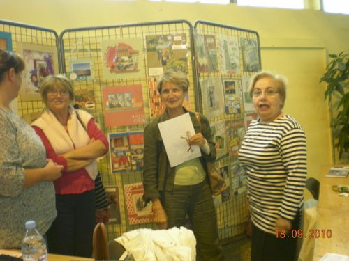 forum des associations Mours 010