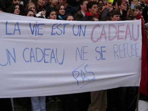 Marche pro vie Paris 2010 189