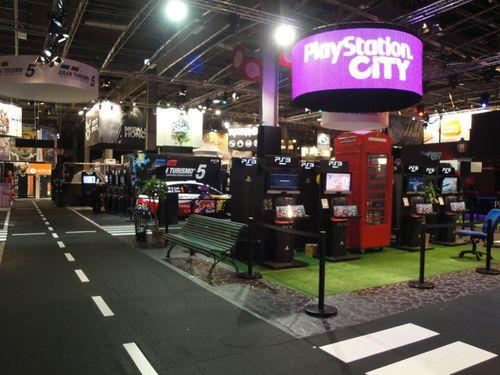 PGW Sony City'