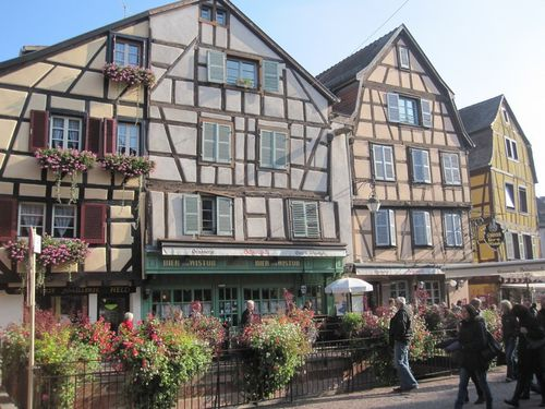 colmar colombages