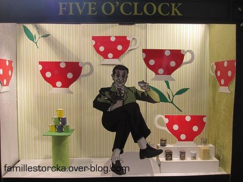 maison decoration colmar mister bean tea time