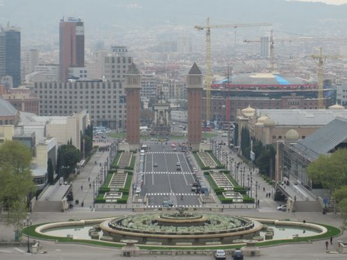 Montjuic2 avenue de la reina