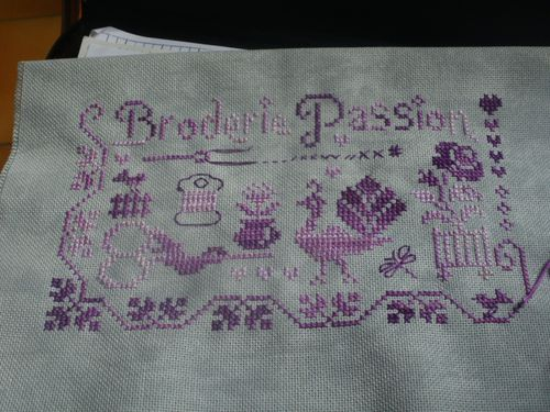 fin broderie passion