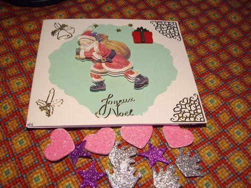 Carte Noêl env.a.marie
