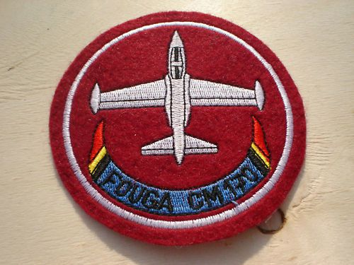 Badge Fouga Belge